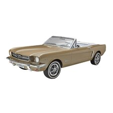 Monogram 1964 1/2 Mustang Convertible Car Model Kit