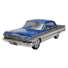 63 Impala SS 2N1 Car Model Kit