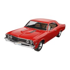 1967 Chevelle SS 396 Car Model Kit