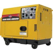 6,500 Watt Diesel Generator