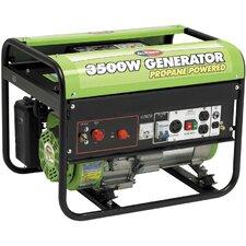 3,500 Watt Liquid Propane Generator