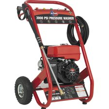 3000 PSI Gas Pressure Washer