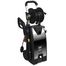 2000 PSI Electric Pressure Washer with Stainless Steel Panel