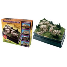 Scene-a-rama Mountain Diorama Kit