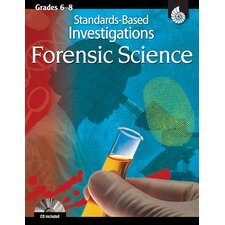 <strong>Shell Education</strong> Forensic Science Gr 6-8