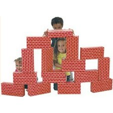 <strong>Smart Monkey</strong> Imagibricks Giant Building 16pc Set