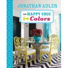 <strong>Sterling Publishing Co Inc</strong> Jonathan Adler on Happy Chic Colors