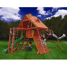 <strong>Gorilla Playsets</strong> Sun Palace II Swing Set