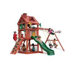 <strong>Gorilla Playsets</strong> Nantucket Swing Set
