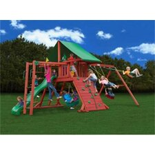 <strong>Gorilla Playsets</strong> Sun Valley II Swing Set