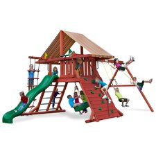 <strong>Gorilla Playsets</strong> Sun Climber I Swing Set