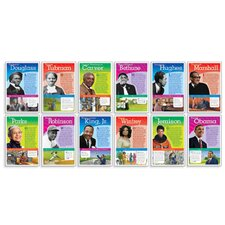 <strong>Teachers Friend</strong> Notable African Americans Bb Set