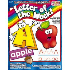 <strong>Teachers Friend</strong> Letter Of The Week Gr Pk-1