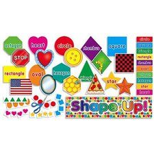 <strong>Teachers Friend</strong> Mini Bb Set Shape Up (Set of 63)