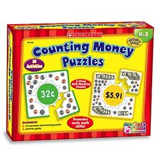 <strong>Teachers Friend</strong> Counting Money Boxed Kits - Puzzles
