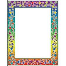 Rainbow Stars Design Paper