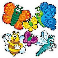 Accent Punch-outs Bees Bugs &