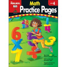 Math Practice Pages Gr 4