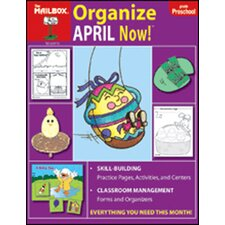 Organize April Now Preschool