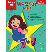 Hooray For Me Activity Book Gr Pk-k