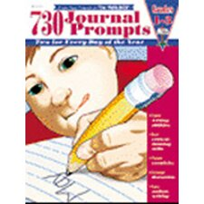 730 Journal Prompts Gr 1-3