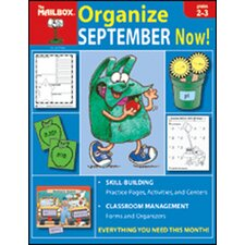 Organize September Now Gr 2-3
