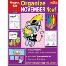 Organize November Now Preschool