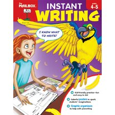 Instant Writing Gr 4-5