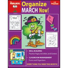 Organize March Now Preschool