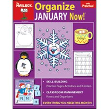 Organize January Now Preschool