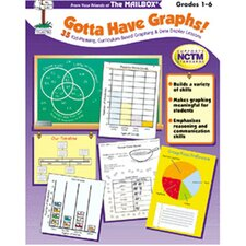 Gotta Have Graphs Gr 1-6