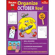 Organize October Now Preschool