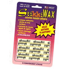 Stikkiwax Pack Of 12 Sticks