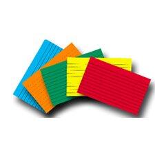 Index Cards 4x6 Blank 100 Ct Brite