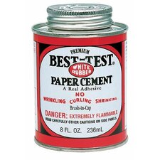 Rubber Cement 8 Ounce
