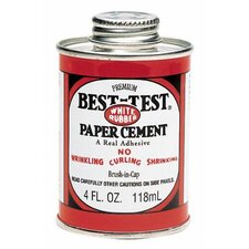Rubber Cement 4 Ounce
