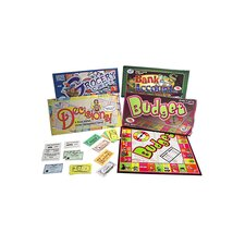 Budget Games 4 Piece Set