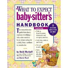 What To Expect Baby Sitter Book