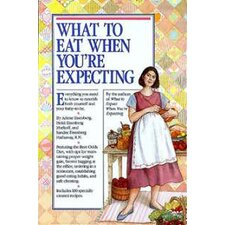 Eating Well When Expecting Book