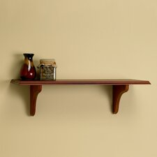 InPlace Bracket Trophy Wood Shelf