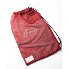 Mesh Training Bag in Red
