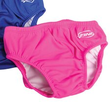 Girls Swim Diaper in Solid Pink