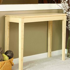 Brazil Bamboo Console Table