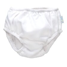 Ultimate Swim Diaper in White