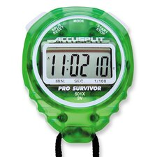 Professional Survivor Stopwatch