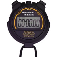 <strong>Accusplit</strong> Professional Polycarbonate Plastics Dedicated Stopwatch