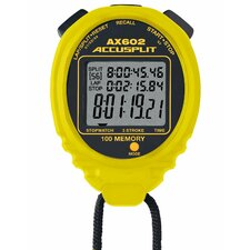 Multi-Mode 100 Memory Stopwatch