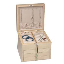 <strong>Jewelkeepers</strong> Pacifica Jewelry Box