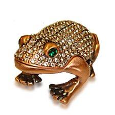 Vanity Frog Box