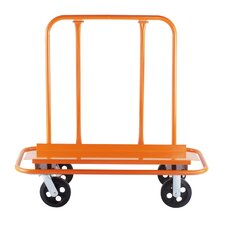 Professional Heavy Duty Wall Fetcher Pro Drywall Cart Platform Dolly
